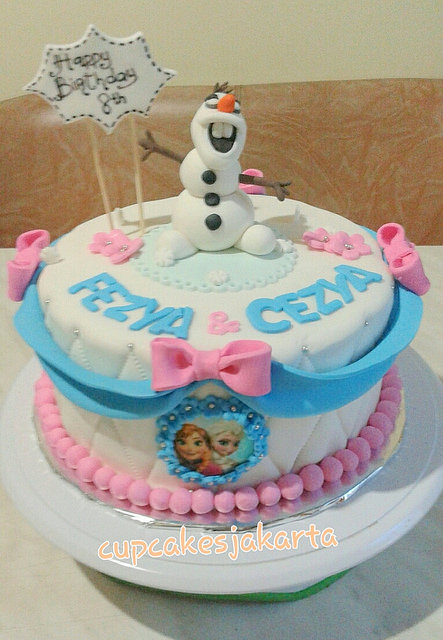 Kue Ulang Tahun Anak Cupcakesid
